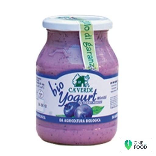 Bio Blueberry Yoghurt 0 1 Fat